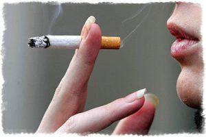 Влияние курения на появление стоматита