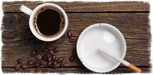 Кофе, вино и табак способствуют образованию зубного камня